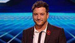 Britský X Factor ovládl Matt Cardle, má šanci vyhrát i vánoční hitparádu