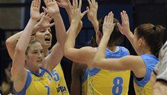 Basketbalistky Brna porazily Gorzów, v Evropské lize se  nedařilo USK