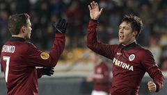 Sparta se rozloučila s podzimem, s CSKA Moskva remizovala 1:1