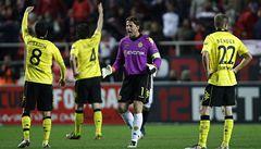 Pýcha německého fotbalu padla, Dortmund v Evropské lize končí