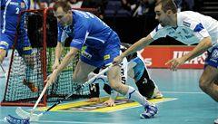 Finsko slaví: má florbalové mistry světa, ve finále porazilo Švédsko
