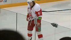 Rusko hokejové násilí poznává nyní, v Americe se už mlátí sto let