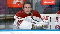 Pohádka z NHL: amatér podepsal jednodenní kontrakt s Phoenixem