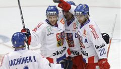 Češi porazili Švédy a na turnaji v Rusku obsadili druhou příčku