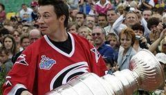 V NHL by to tak daleko nedošlo, říká ke sporu Vlasáka a Šulce Kaberle