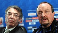 Benítez si podříznul větev, navezl se do šéfa Interu a nejspíše skončí