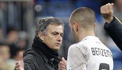 Real Madrid snížil náskok Barcelony, Mourinho oslaví velké jubileum