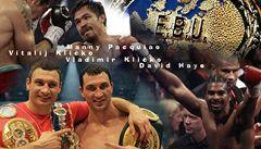 POZVÁNKA NA ROK 2011: boxerský svět touží po boji Kličko-Haye