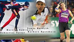 POZVÁNKA OSTATNÍ SPORTY 2011: Obhájí Berdych a Štybar své pozice?