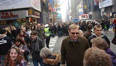 Obliba New Yorku roste, loni ho navštívilo 48,7 milionu lidí