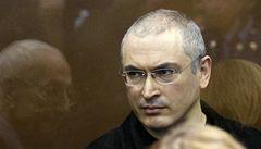 Promyšlená akce, říká o Putinových raziích proti 'cizím agentům' Chodorkovskij