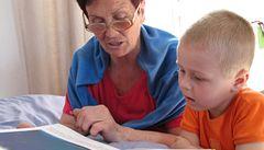 Vídeň chce vzbudit u dětí čtenářské nadšení, povolá do škol náhradní babičky