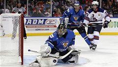 Hokejoví skauti zbystřili: odstartovalo MS juniorů. USA se trápilo s Finskem