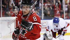 Mladíci dostali od Kanady potupných sedm gólů