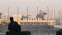 Jihokorejec půjde před soud za přeposlání tweetů z KLDR