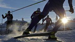 Skiatlon Tour de Ski: česká paráda - Jakš senzačně třetí, Bauer pátý