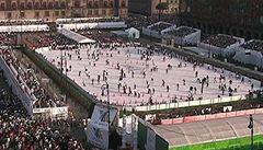 Hokejový zápas pod širákem i v Mexiku. 'Je to pro místní skvělé,' tvrdí IIHF