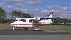 Pád malého letadla přežila jen desetiletá dívka, rodina jí zemřela