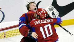 Mladí hokejisté Ruska zdolali Švédy a budou hrát s Kanadou o zlato