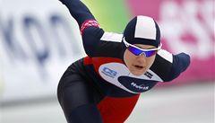 Erbanová získala na závěr MSJ v rychlobruslení čtvrté zlato
