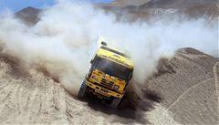 Velký triumf Aleše Lopraise. Na Dakaru vyhrál další etapu a je druhý