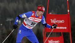 Bauer byl v druhé etapě Tour de Ski po kolizi 7.