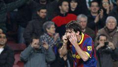 VIDEO: Úchvatný Messi. Nejprve ukázal Zlatý míč, pak jej potvrdil hattrickem