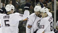 Obránci Šmíd a Hejda se v NHL radovali z branek