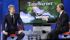 Společnost AT&T dokončila převzetí firmy Time Warner. Obchod za necelé dva biliony korun