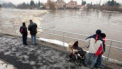 Povodí začalo řešit stavbu suchého poldru na Berounce. Na ochranu před povodní