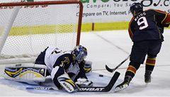 Na souboj českých brankářů v NHL nedošlo, Vokoun nechytal