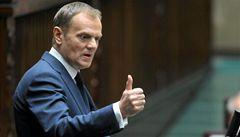 Polský premiér se obává, že neudrží deficit pod evropským limitem tří procent