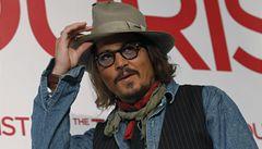 Johnny Depp je volný. Rozešel se s Vanessou Paradis