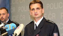 Policejním prezidentem chce být i pražský šéf Červíček