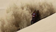 Loprais dojel ve druhé etapě Dakaru pátý. Vládli Attíja a Coma