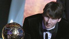 Nová anketa, stejný Zlatý míč. Blatter chtěl mít kontrolu. Už ji má