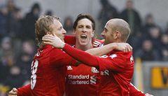 Sparto pozor! Liverpool nabírá dech, Wolverhampton rozstřílel 3:0