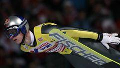 Morgenstern vyhrál podruhé v kariéře SP skokanů