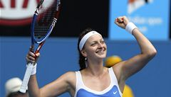 Suverénní Petra Kvitová postoupila na turnaji v Paříži do finále