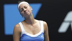 Ruský přízrak zničil i Kvitovou. V semifinále je Zvonarevová
