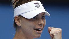 Český postrach. Ruska odstřelila z Australian Open tři Češky v řadě
