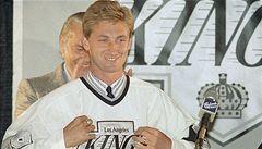 Obchod, který naštval Kanadu. Před 25 lety Gretzky přestoupil do LA