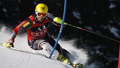 Krýzl byl ve Wengenu třiadvacátý, slalom vyhrál Kostelič