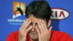 Zdrcený Federer: Konec jedné éry? Zeptejte se znovu za půl roku