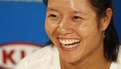 Motivace k úspěchu? Čínskou tenistku žene vpřed nákupní horečka