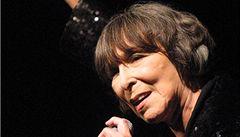 Hegerová slaví osmdesátiny, její nové CD je nejžádanější v Česku
