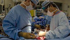 Unikátní operace. Umělé srdce dostal poprvé v Česku dětský pacient