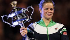 Clijstersová zdolala Li Na a získala první grandslam mimo US Open