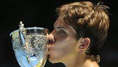 Tenisový supertalet Veselý si splnil další sen, je v širší nominaci pro Davis Cup