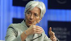 Summit byl k ničemu, tvrdí šéfka MMF